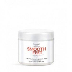 FARMONA SMOOTH FEET Grejpfrutowy peeling do stóp - 690g