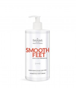 FARMONA SMOOTH FEET krem nawilżający do stóp - 500ml